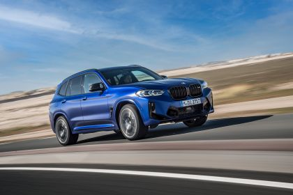 2022 BMW X3 ( F97 ) M Competition 4
