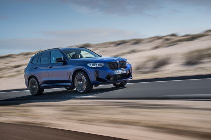 2022 BMW X3 ( F97 ) M Competition 5