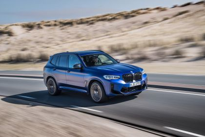 2022 BMW X3 ( F97 ) M Competition 6