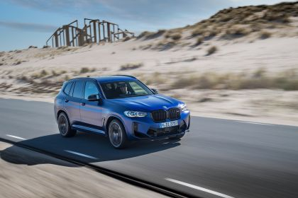 2022 BMW X3 ( F97 ) M Competition 7