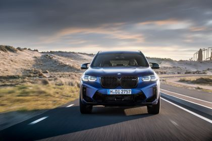 2022 BMW X3 ( F97 ) M Competition 8