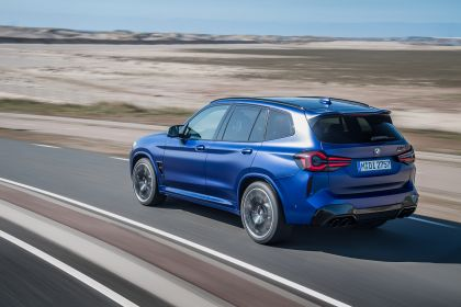 2022 BMW X3 ( F97 ) M Competition 12