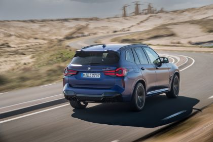 2022 BMW X3 ( F97 ) M Competition 13