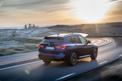 2022 BMW X3 ( F97 ) M Competition 14