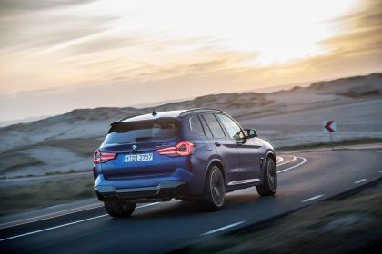 2022 BMW X3 ( F97 ) M Competition 15