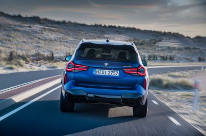 2022 BMW X3 ( F97 ) M Competition 16