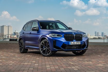 2022 BMW X3 ( F97 ) M Competition 17