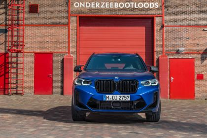 2022 BMW X3 ( F97 ) M Competition 24
