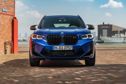2022 BMW X3 ( F97 ) M Competition 25