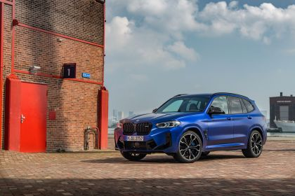 2022 BMW X3 ( F97 ) M Competition 26