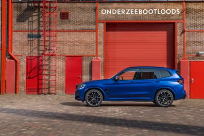 2022 BMW X3 ( F97 ) M Competition 27