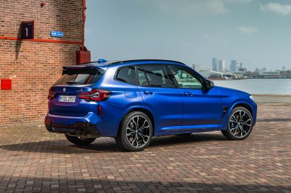 2022 BMW X3 ( F97 ) M Competition 30