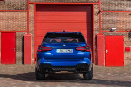 2022 BMW X3 ( F97 ) M Competition 31