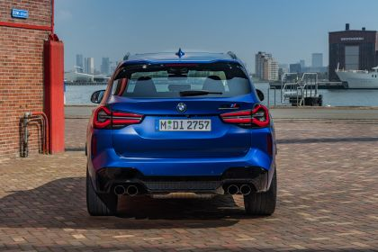 2022 BMW X3 ( F97 ) M Competition 32