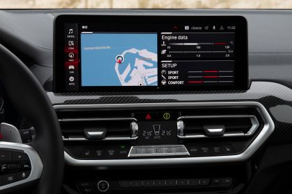 2022 BMW X3 ( F97 ) M Competition 47