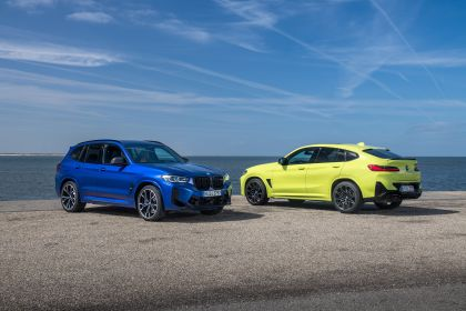 2022 BMW X3 ( F97 ) M Competition 52