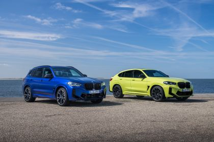 2022 BMW X3 ( F97 ) M Competition 53