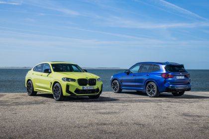 2022 BMW X3 ( F97 ) M Competition 56