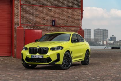 2022 BMW X4 ( F98 ) M Competition 1