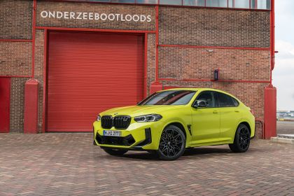 2022 BMW X4 ( F98 ) M Competition 2