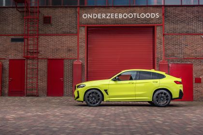 2022 BMW X4 ( F98 ) M Competition 3