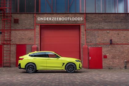 2022 BMW X4 ( F98 ) M Competition 4