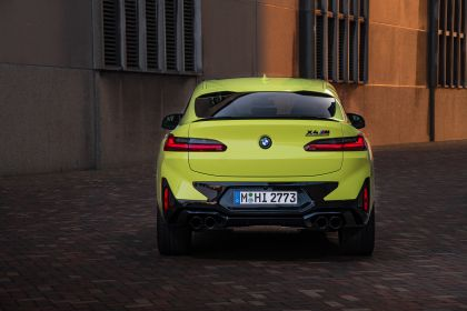 2022 BMW X4 ( F98 ) M Competition 5