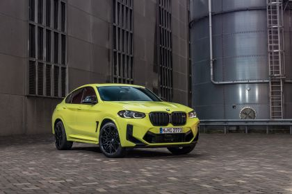 2022 BMW X4 ( F98 ) M Competition 6