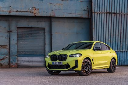 2022 BMW X4 ( F98 ) M Competition 7