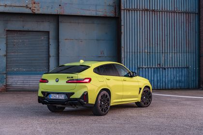 2022 BMW X4 ( F98 ) M Competition 8