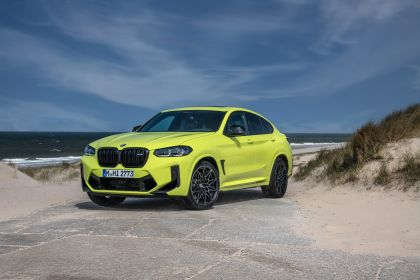 2022 BMW X4 ( F98 ) M Competition 10