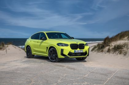 2022 BMW X4 ( F98 ) M Competition 11