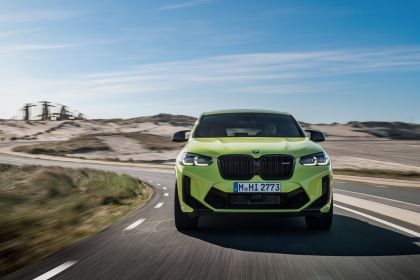 2022 BMW X4 ( F98 ) M Competition 16