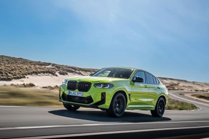 2022 BMW X4 ( F98 ) M Competition 17