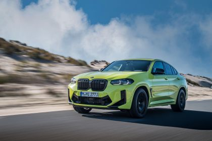 2022 BMW X4 ( F98 ) M Competition 18