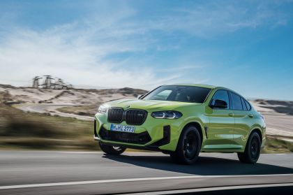 2022 BMW X4 ( F98 ) M Competition 20