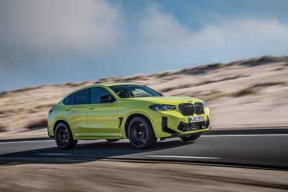 2022 BMW X4 ( F98 ) M Competition 21