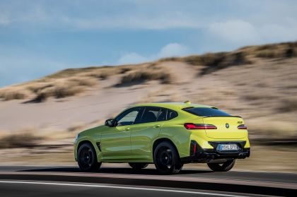 2022 BMW X4 ( F98 ) M Competition 22