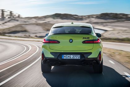 2022 BMW X4 ( F98 ) M Competition 25
