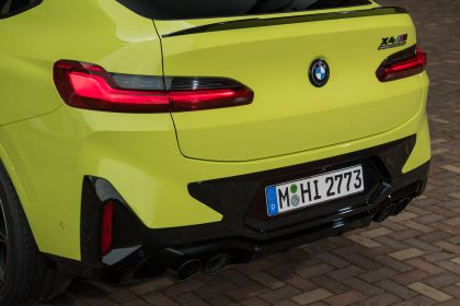 2022 BMW X4 ( F98 ) M Competition 28