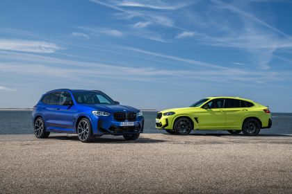 2022 BMW X4 ( F98 ) M Competition 32
