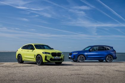 2022 BMW X4 ( F98 ) M Competition 33