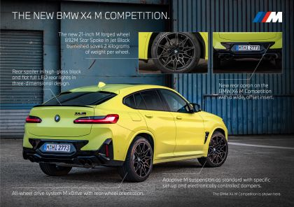 2022 BMW X4 ( F98 ) M Competition 38