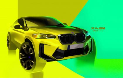 2022 BMW X4 ( F98 ) M Competition 58