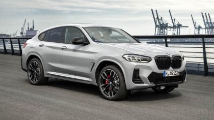 2022 BMW X4 ( G02 ) M40i 4