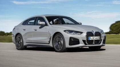 2022 BMW 430i ( G24 ) Gran Coupé 5