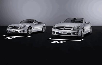 2008 Mercedes-Benz SL63 and SL65 AMG 2