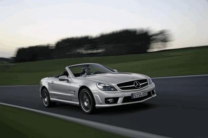 2008 Mercedes-Benz SL63 and SL65 AMG 7
