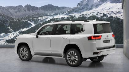 2022 Toyota Land Cruiser ( 300 Series ) 3