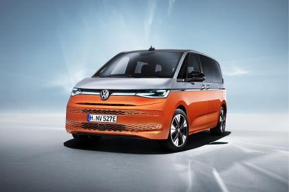 2022 Volkswagen Multivan 2